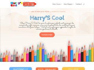 Détails : Harry's Cool, école de cours d'anglais pour les enfants
