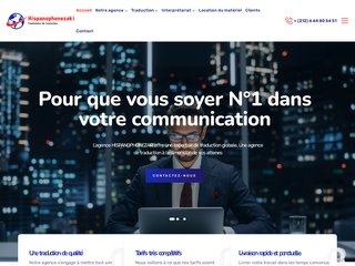 Détails : Agence de traduction maroc