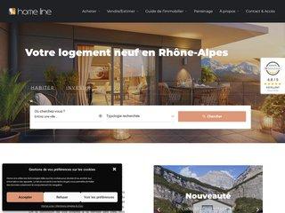 Détails : Home lin 38 : le spécialiste des appartements neuf à Grenoble