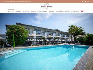Détails : Hotel Le Peu Breton - ile de ré