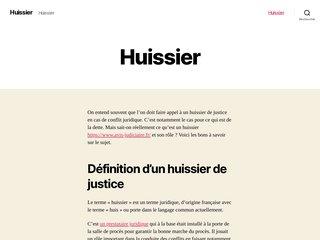 Détails : HJ2B - Groupement d'huissiers de justice en Haute-Corse