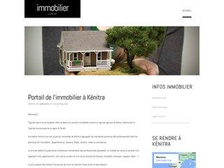 Détails : Immobilier à Kenitra Maroc