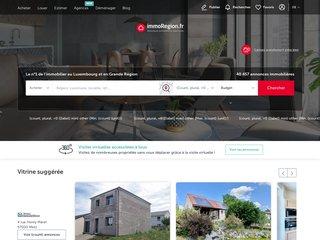 Détails : Annonces immobilières Alsace et Lorraine