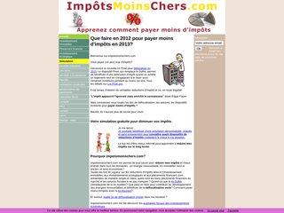 Détails : Impots moins chers