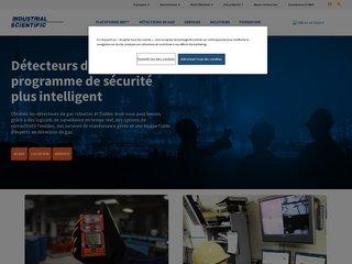 Détails : Industrial Scientific