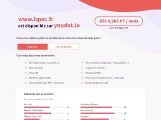 Détails : ISPAC Formations - Préparation aux concours - Paramédical - Social - Tours 37 - Institut Supérieur de Préparation Aux Concours - TOURS (37)