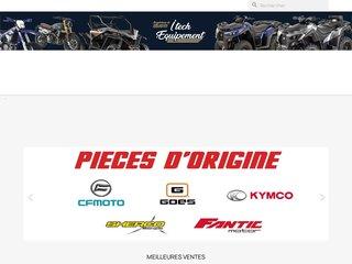 Détails : Boutique quads et accessoire quads