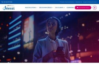 Détails : Hébergement professionnel Ivision