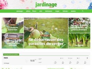 Détails : Jardinage
