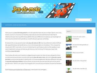 Détails : Jeux de moto