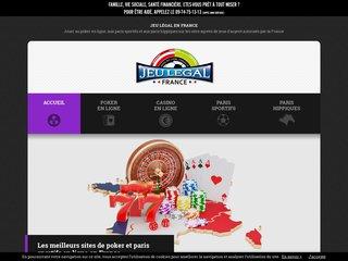 Détails : Poker en ligne France