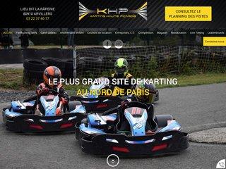 Détails : Circuit kart Amiens (80) : Karting Haute Picardie