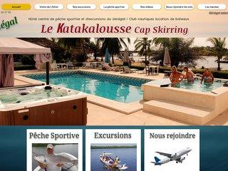 Détails : Hôtel Le Katakalousse à Cap Skirring