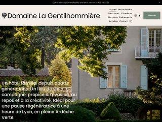 Best Western Hôtel La Gentilhommière 3 étoiles à Annonay