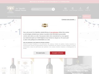 Détails : Les Vignobles Lalande Moreau