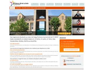 Détails : Résidence étudiante Cergy Pontoise