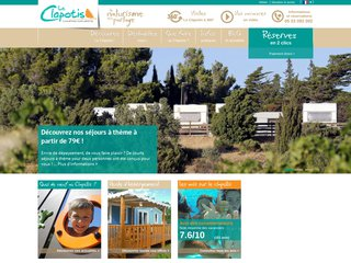 Détails : Camping naturiste dans l'Aude