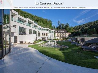 Détails : Hôtel en Alsace : le Clos des délices