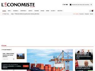 Détails : L'économiste Maghrébin