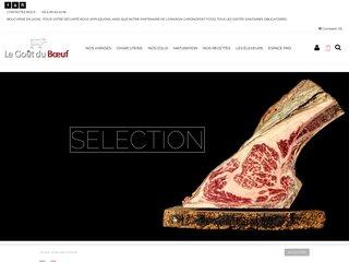 Détails : Livraison de viande à domicile