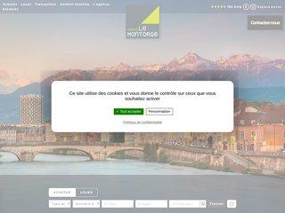 Détails : Immobilier Grenoble avec Le montorge