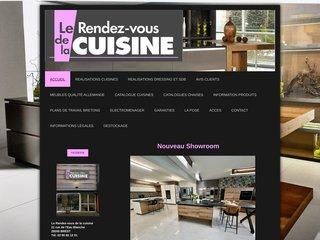Détails : Cuisine équipée à Brest