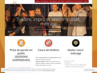 Détails :  Cours de théâtre, Atelier Court-Métrage - Paris & Saint-Maur