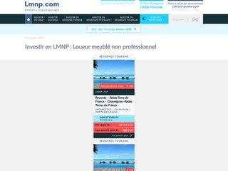 Détails : Investissement LMNP