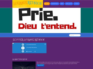 Détails : Louange Réunion