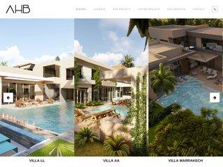 Agence d'architecture maroc