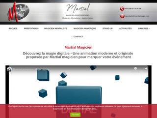 Détails : Martial magicien à Paris