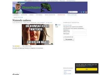 Détails : Meme Center