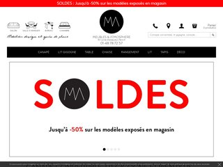 Détails : Meubles et Atmosphère : canapés et mobilier