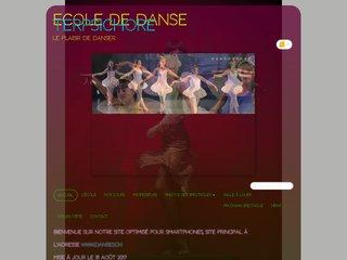 Détails : Ecole de Danse Anne Pierroz à Morges (Suisse)