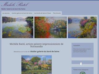 Détails : Atelier d'artiste tourisme dans l'Eure