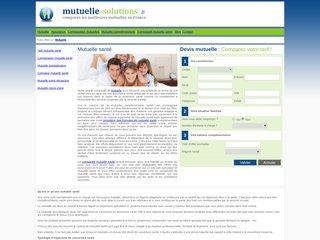 Détails : Mutuelle santé