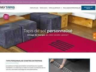 Détails : Mytapis.com : Tapis personnalisés design et sur mesure