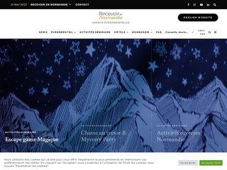 Détails : Incentive à Deauville : NormandyDMC