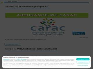 Assurance, crédit et emprunt - notreassurance.com