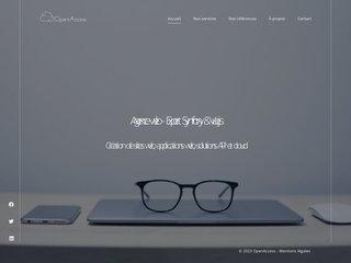 Détails : Conception de sites Internet - www.openaccess.fr
