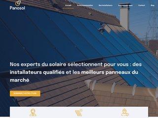 Détails : Panneaux solaire installation professionnelle
