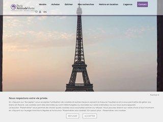 Paris attitude immobilier
