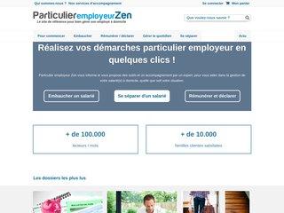 Détails : Particulier employeur