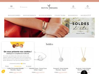 Détails : Boutique bijoux personnalisés