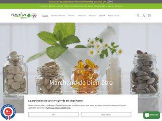 Détails : Plantes médicinales : compléments alimentaires