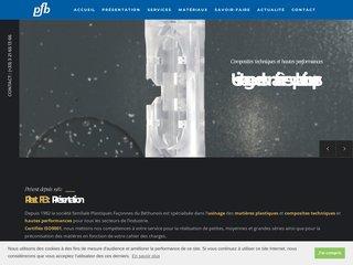 Détails : Usinage plastique