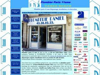 Détails : Plombier Paris 11 Plomberie Daniel Artisan