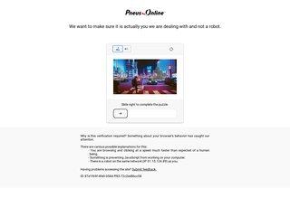Détails : Pneus Online France