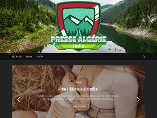Détails : Journaux algériens