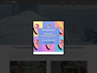 Détails : BTS opticien lunetier